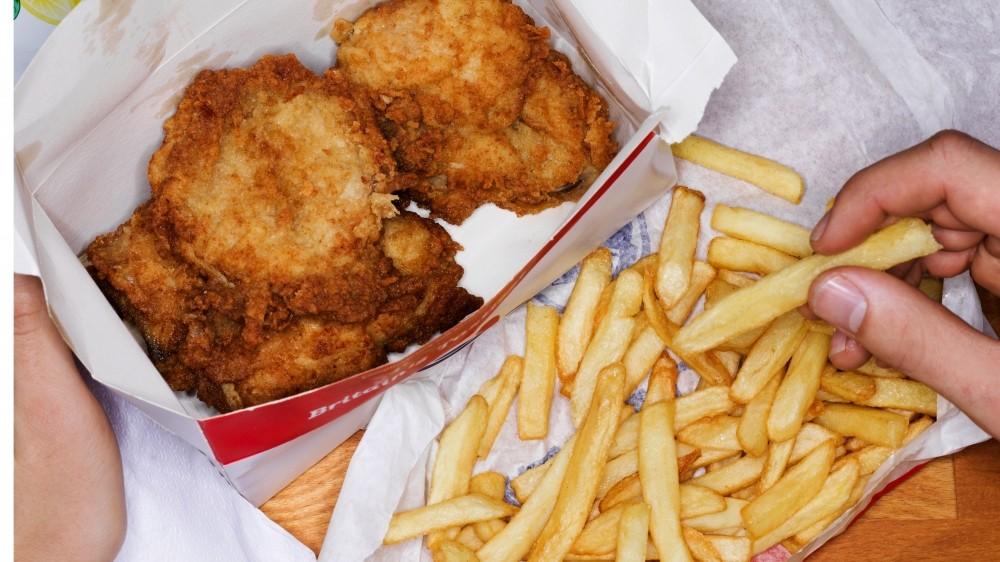 Junk food: best avoided