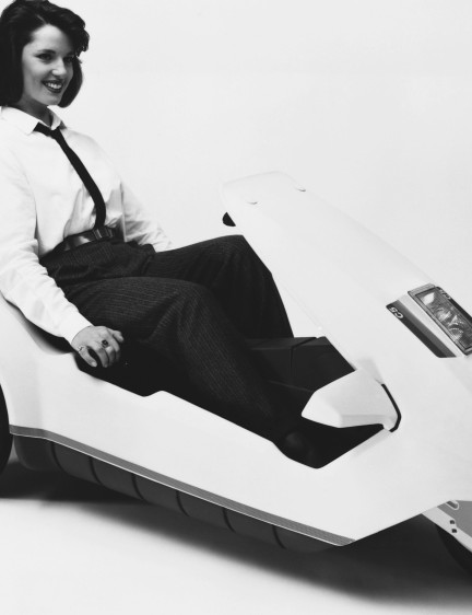 Sinclair's C5 was recently voted the biggest innovation disaster of all time
