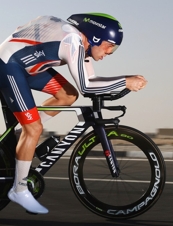 We talk time trialling with five-time British champion Alex Dowsett