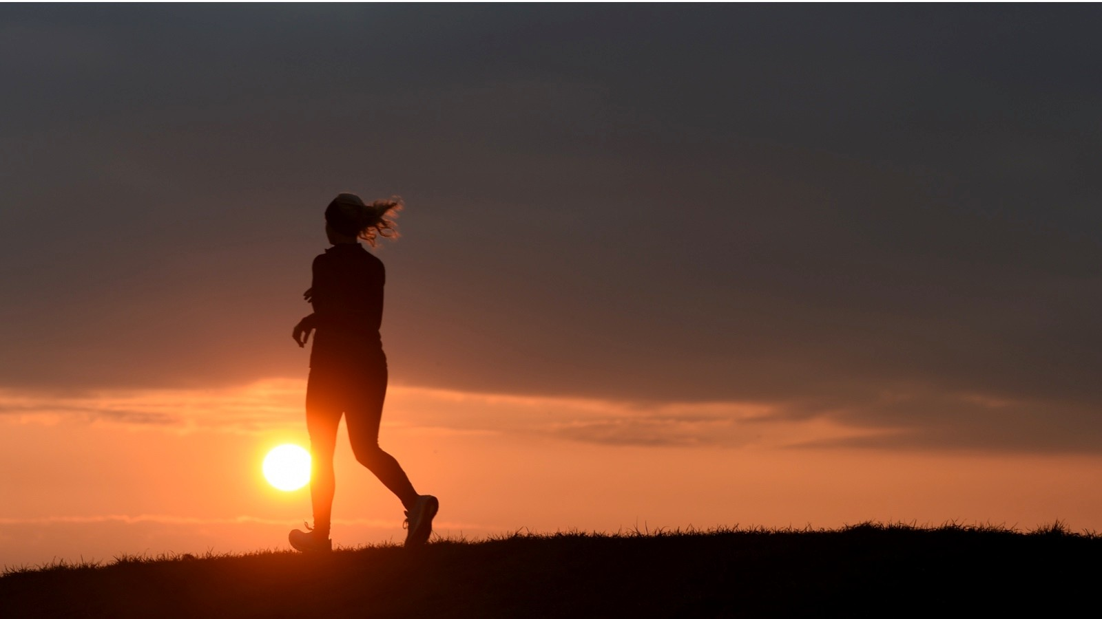 Like cycling, running can be particularly addictive