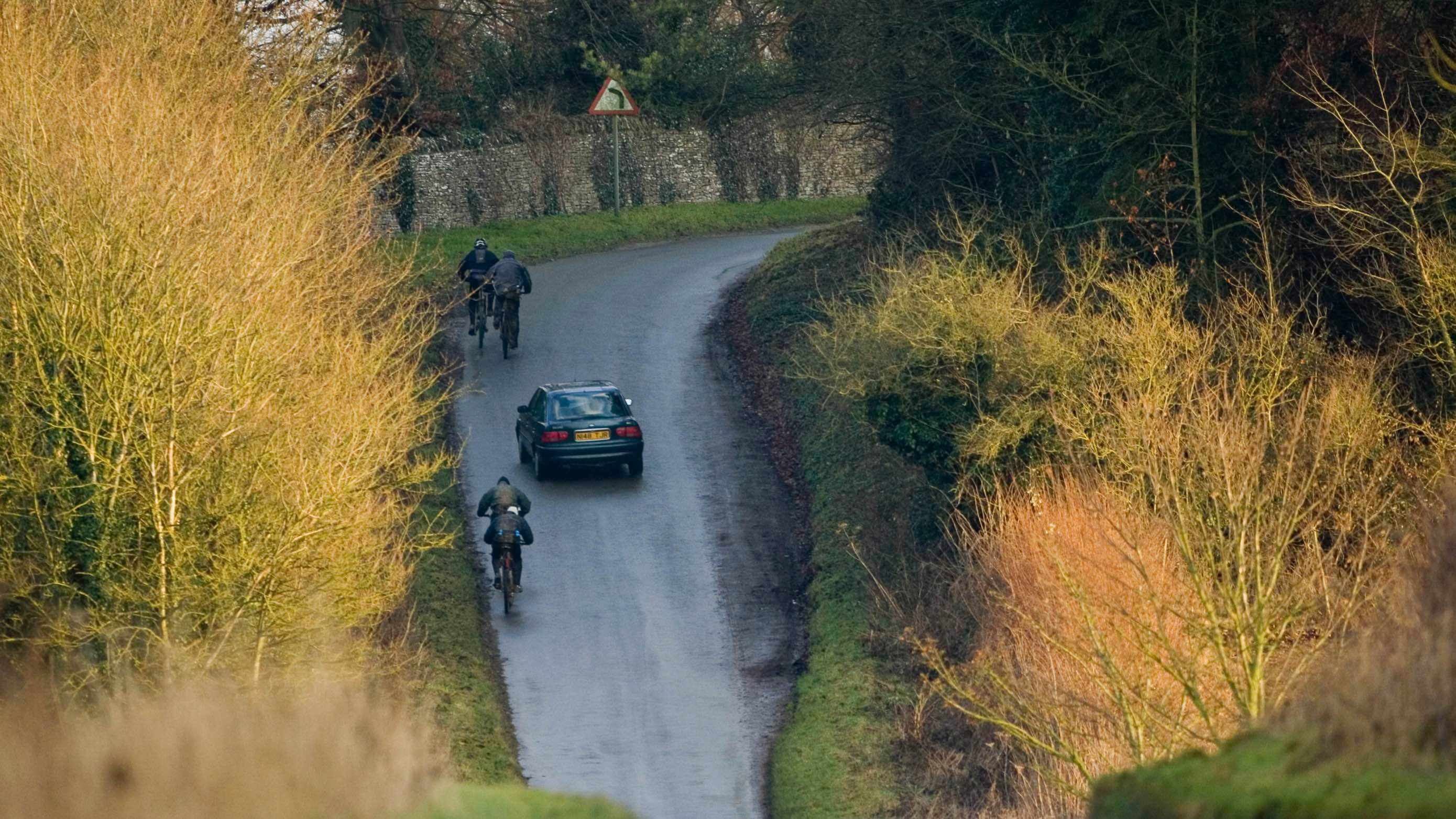 It's official, nearly a quarter of UK motorists find cyclists annoying