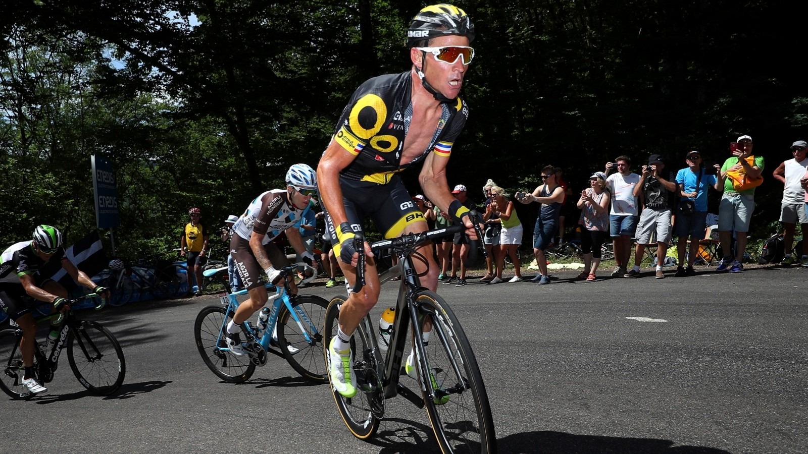 Thomas Voeckler is known for his breakaways