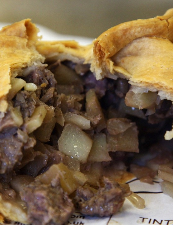 The humble Cornish pasty