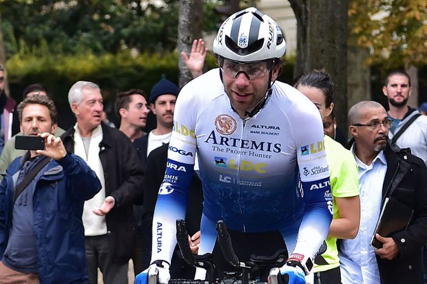 Mark Beaumont is a record-breaking long-distance endurance cyclist