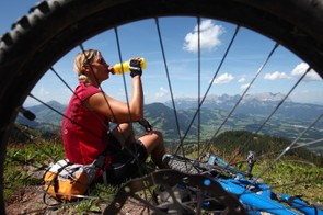 Get your hydration right when you're riding