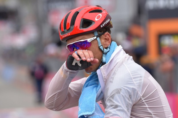 Lots of us suffer with a runny nose when cycling