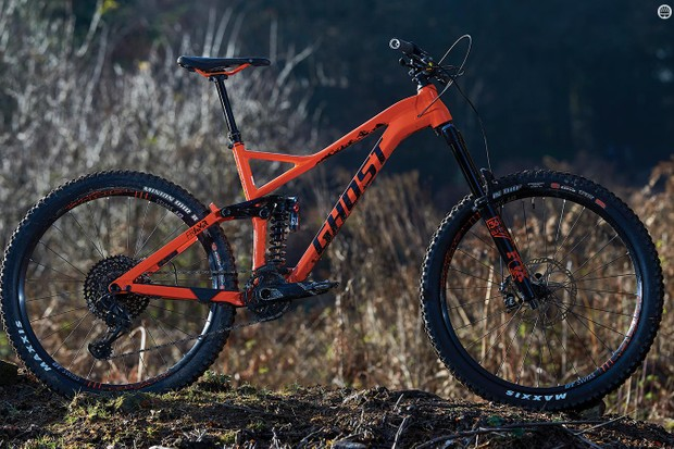 Updated geometry, a stiffer frame and decent parts — there's a lot to like about the Ghost