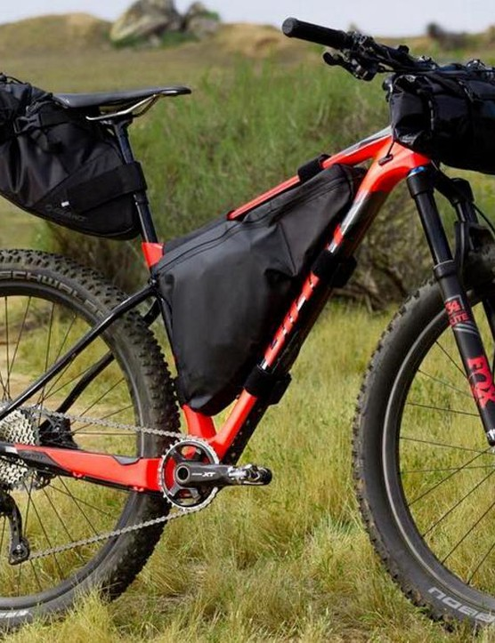 Even bigs name such as Giant are entering the bikepacking market