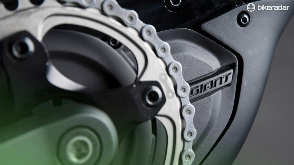 The new SyncDrive motor has four sets of sensors