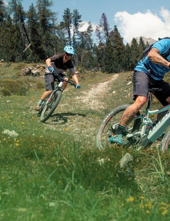 Giant hopes that its e-MTBs will get more riders out into the mountains