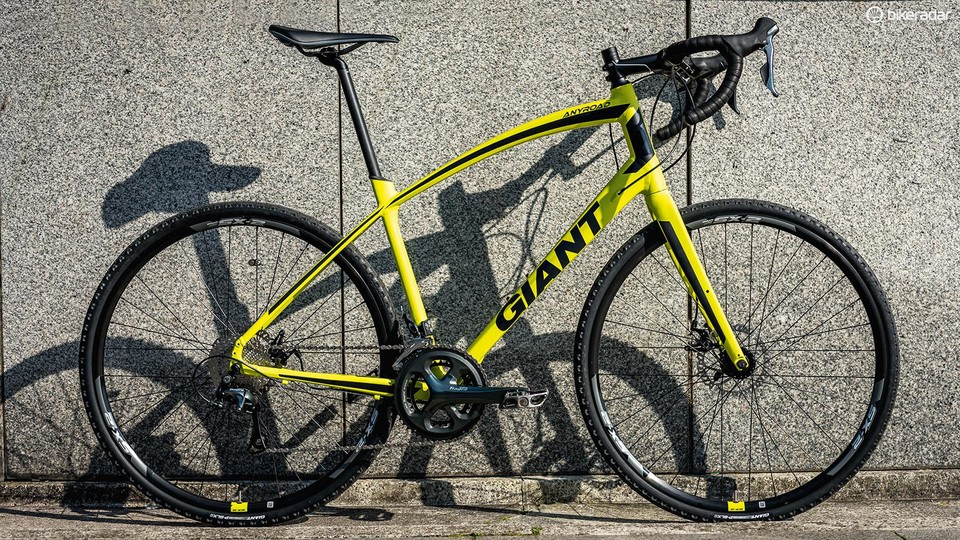 298dab77169 Giant AnyRoad 1 first ride review - BikeRadar