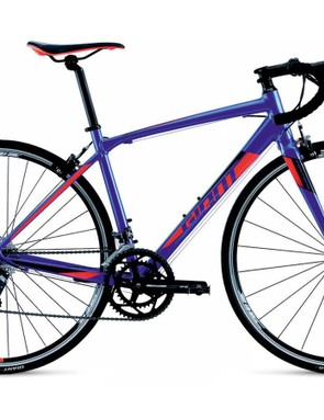 The Contend 2 is impressively light for a £500 bike