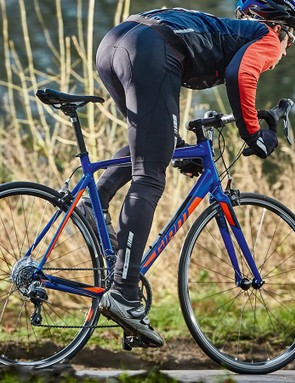 The 11-32 cassette gives you the maximum range of gears you'll find without a triple