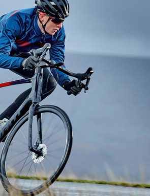 The Giant Defy proves that endurance bikes don't have to be boring