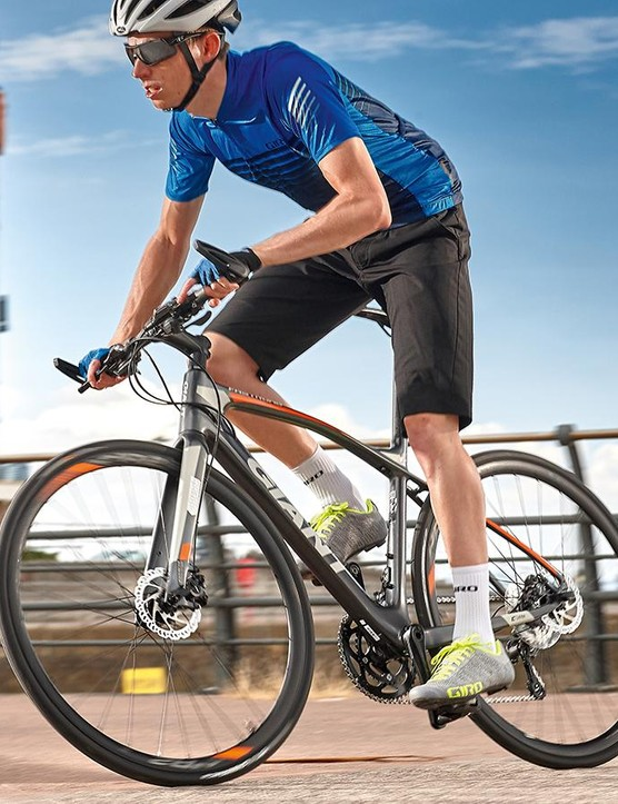 As a package the FastRoad is an extremely capable bike