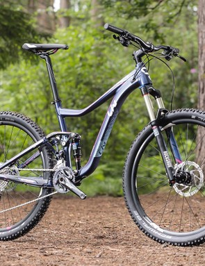 The Liv Intrigue 2 — a seriously good mountain bike at a great price