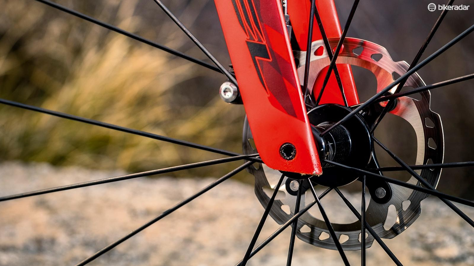 The aero race legend has been reinvented to adopt disc brakes