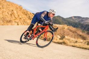 The bike gets a Shimano Ultegra 52/36, 11-28 set up