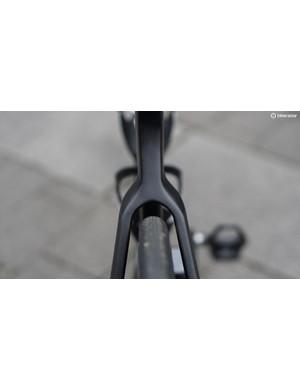 Removing rim-brake calipers opens up frame design