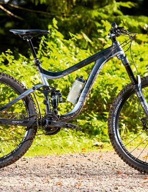The Giant Reign 27.5 1 has a solid spec and is a ripper on the descents