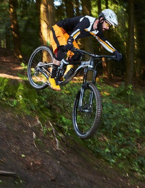 The Reign 27.5 1 is a seriously capable beast in the right hands