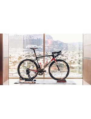 Giant product will feature heavily on Sunweb bikes, down to the bottles and bottle cages