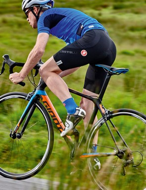 It's light, fast, comfortable, ideal for racing, long rides, or anything else