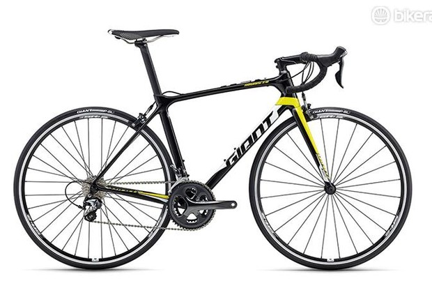 Giant's TCR Advanced 3 carries enough racing DNA in its budget-conscious chassis to make it a superb upgrade platform