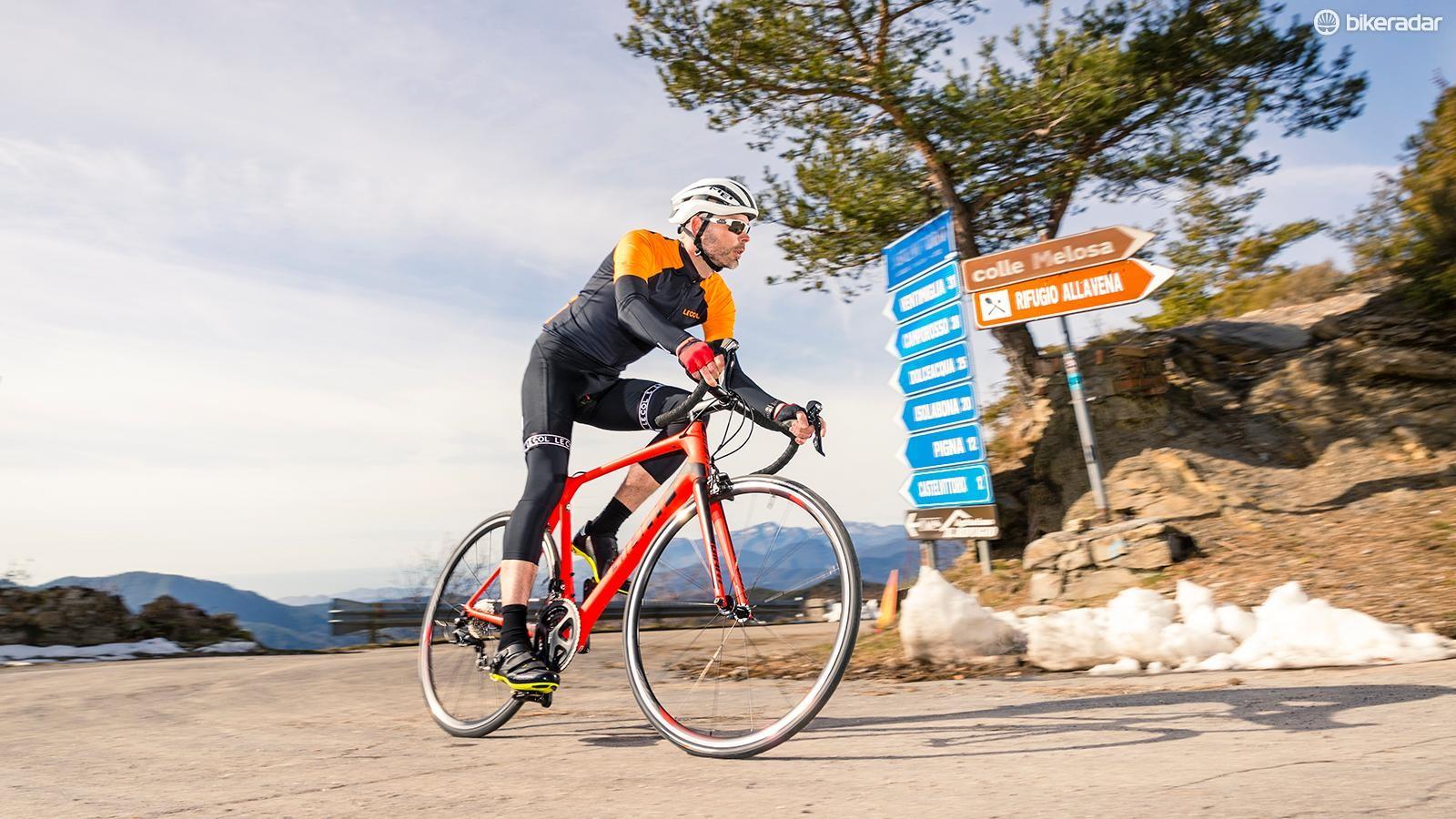 Giant TCR Advanced 2 review - BikeRadar