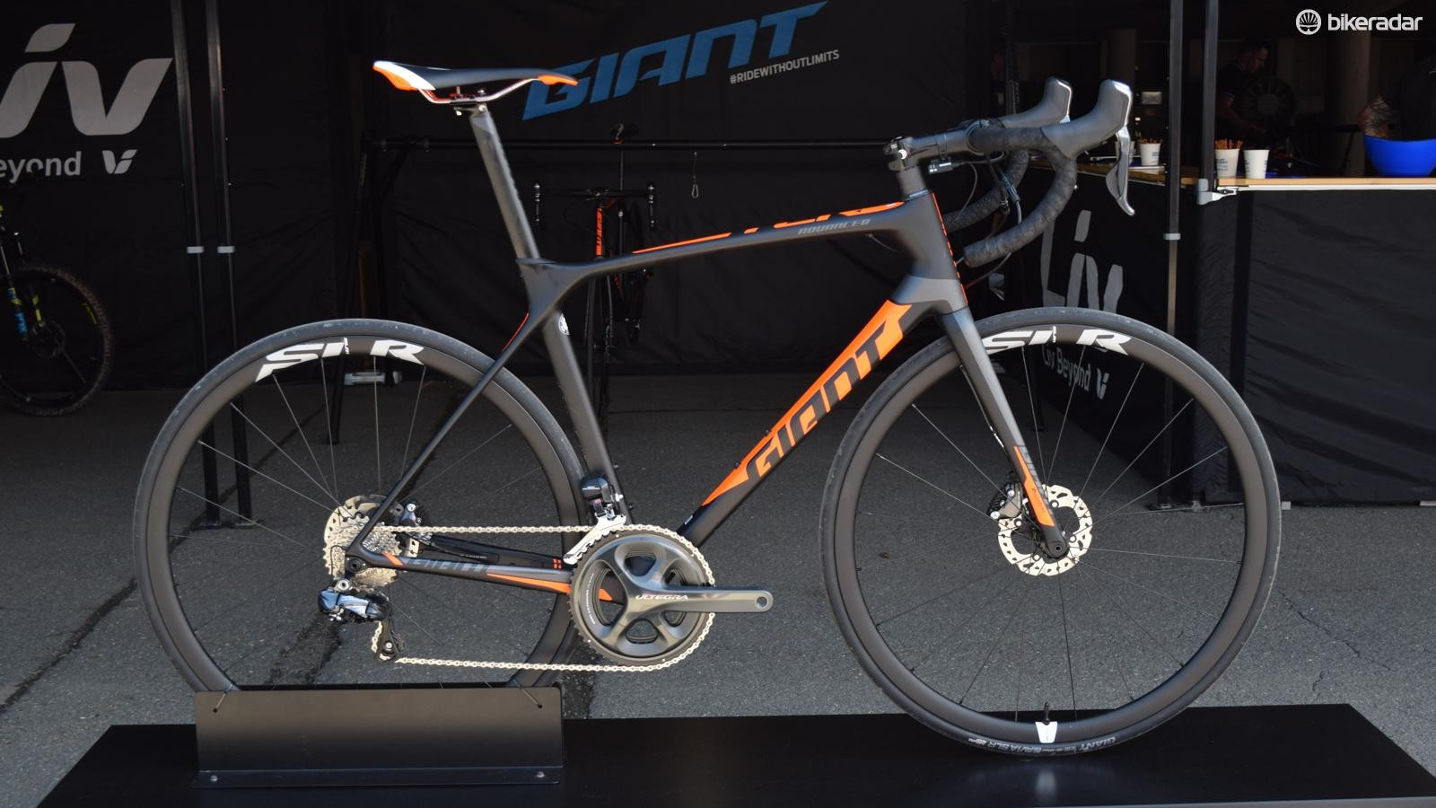 Is a Giant made in the Giant factory any less special than a nominally European superbike made in the Giant factory?