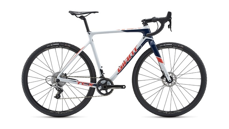 Giant's TCX Advanced Pro 2 cyclocross bike