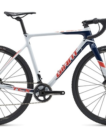 Giant's TCX Advanced Pro 2 cyclocross bike