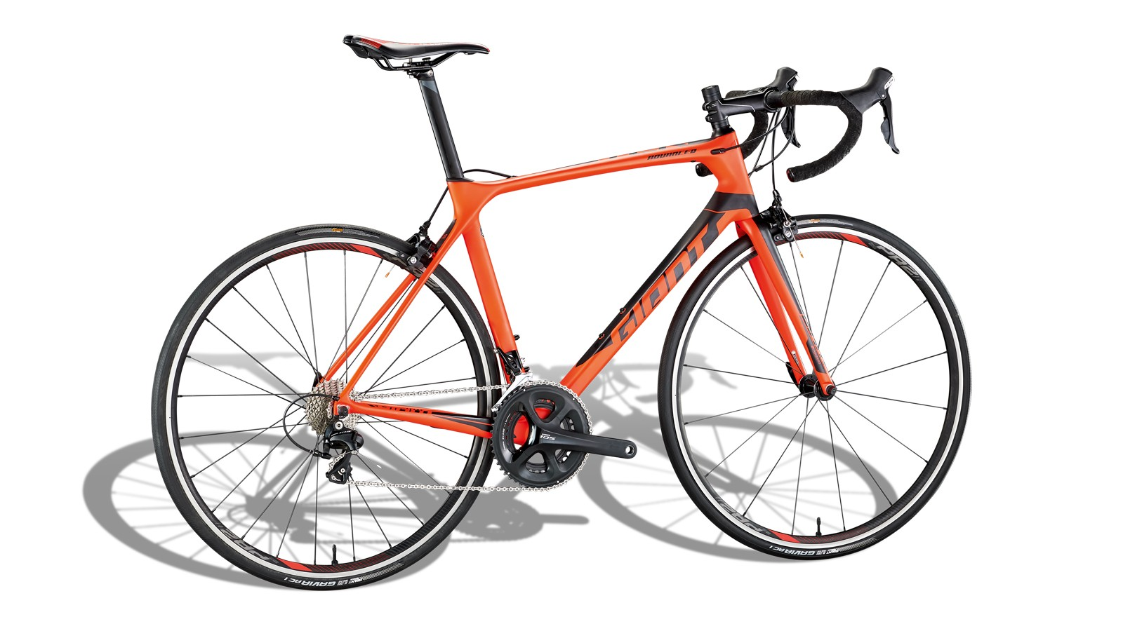Giant's TCR Advanced 2 is BikeRadar's 2018 Road Bike of the Year