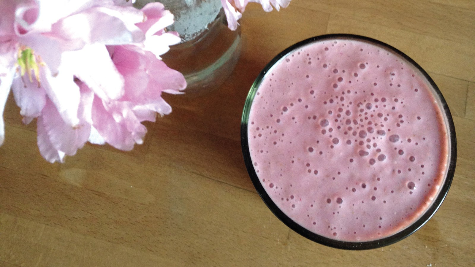 Recover and refresh with a tasty smoothie