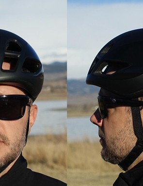 A climber's aero road helmet, Giant's Pursuit is lightweight and exceptionally well ventilated