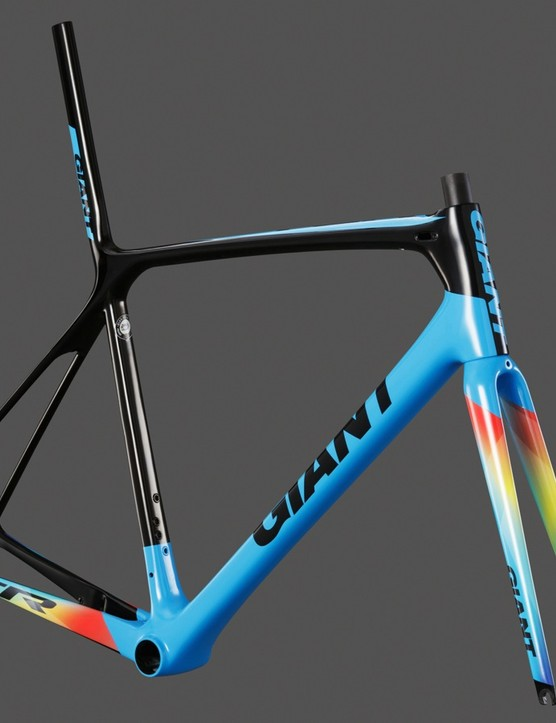 The Rio-edition Giant TCR Advanced SL 0