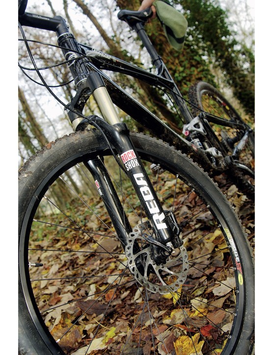 The Reba SL is a great hard XC choice