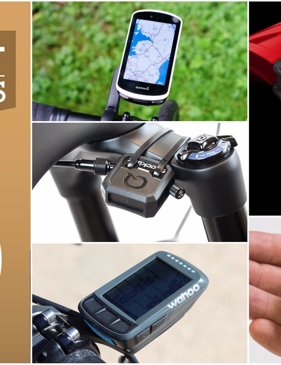 There are some great gift options for tech-loving cyclists