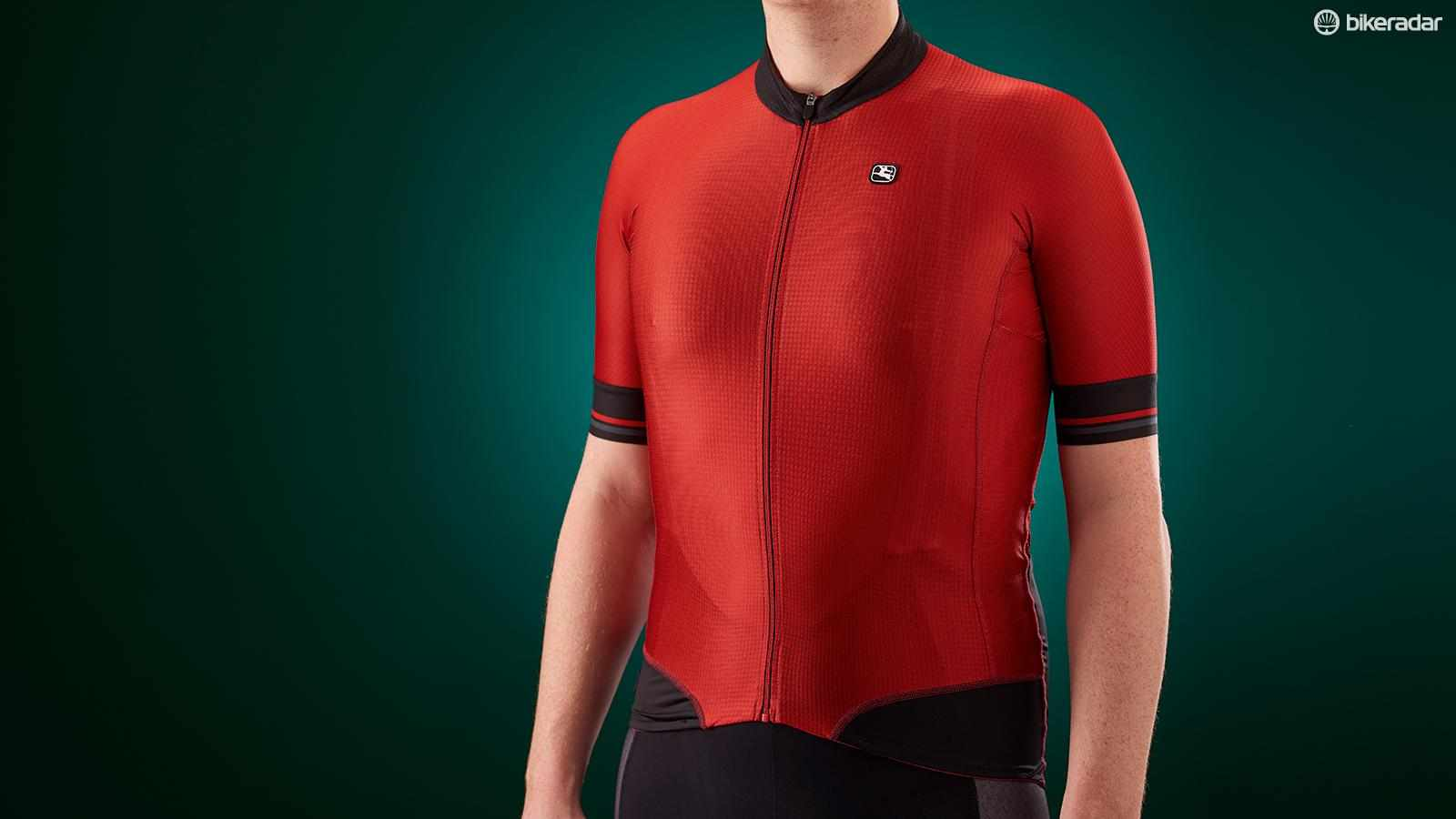 It's not the most roomy of jerseys, but get the fit right and the performance is top-notch
