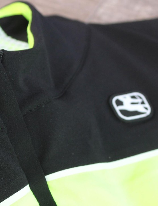 There is minimal stitching on the NX-G jersey. Most of the seams are bonded with heat