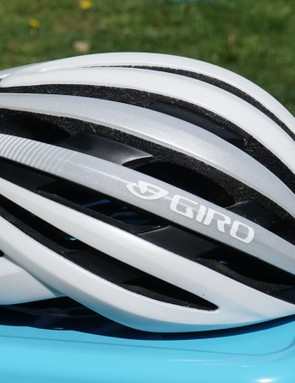 The Cinder MIPS is Giro's second-tier road helmet