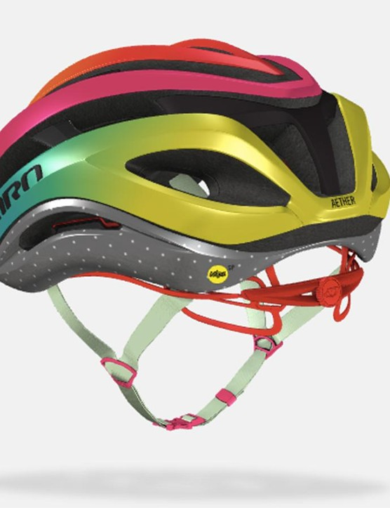Giro says there are 805 million design combinations