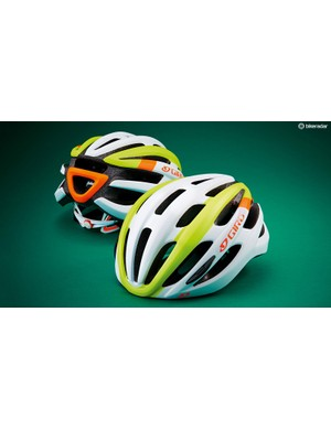Giro's Foray MIPS helmet has great looks, a drag-friendly shape and MIPS