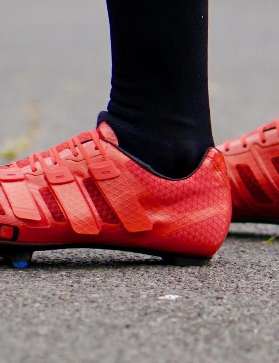 The new Giro Prolight Techlace is a minimalist shoe