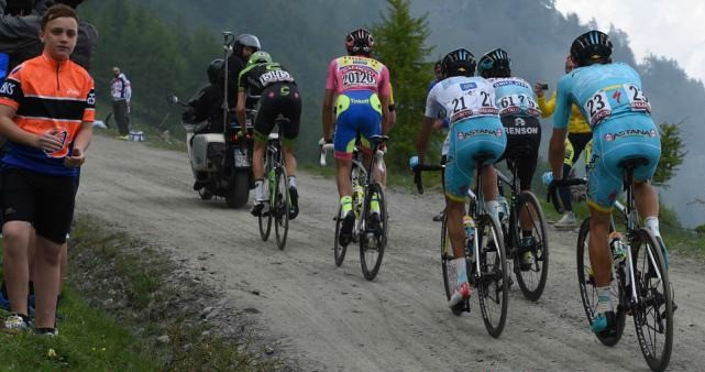 Not long now until the Giro gets underway