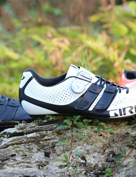 The Giro Factor Techlace comes in three styles and will be available in October for $350 (UK and AU pricing was not immediately available)
