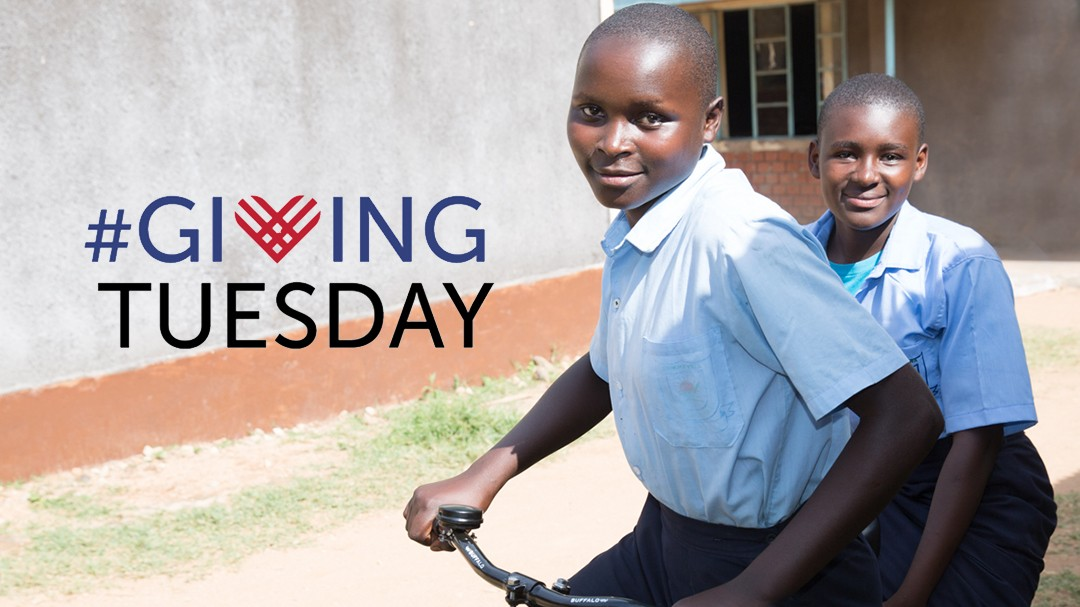 World Bicycle Relief is aiming to raise enough money for 1,200 bikes in one day
