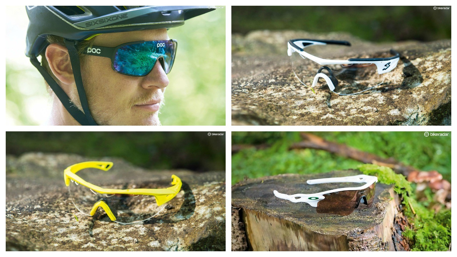 Best sunglasses for mountain biking