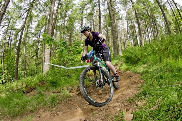 Here's what I learnt from my first mountain bike event