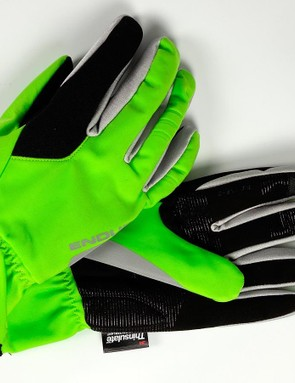 Endura's Deluge II gloves